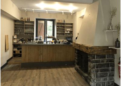 Réhabilitation de l'ancienne Auberge du Chiroulet